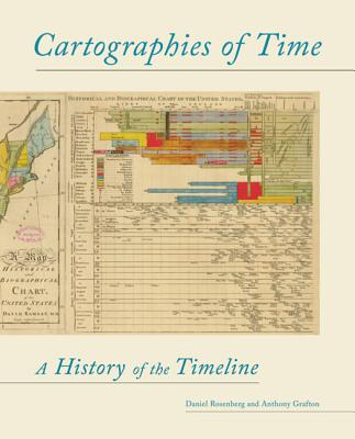 Cartographies of Time By Rosenberg, Daniel/ Grafton, Anthony